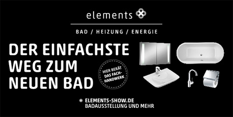 elements BAD / HEIZUNG / ENERGIE